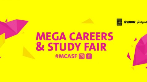 Mega Careers & Study Fair (MCASF)is a 3-in-1 career and educationfair that brings together the best companies and universities, all under one roof.