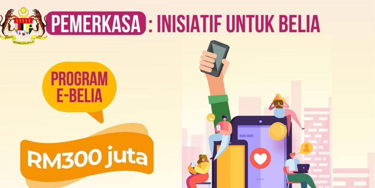 Youths to Receive RM150 via eBelia between 1 June – 22 July 2021