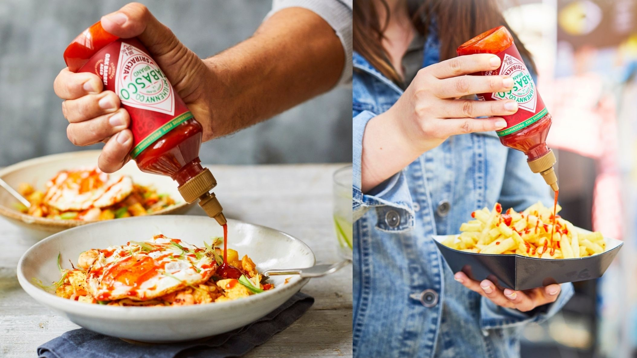 Extra Kick? Why You Need To Carry TABASCO Everywhere With You