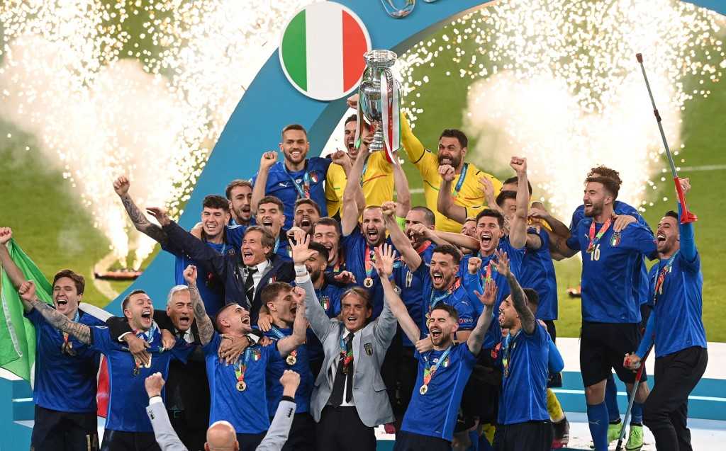 It's Coming To Rome: Italy Beats England For Euro 2020 Title