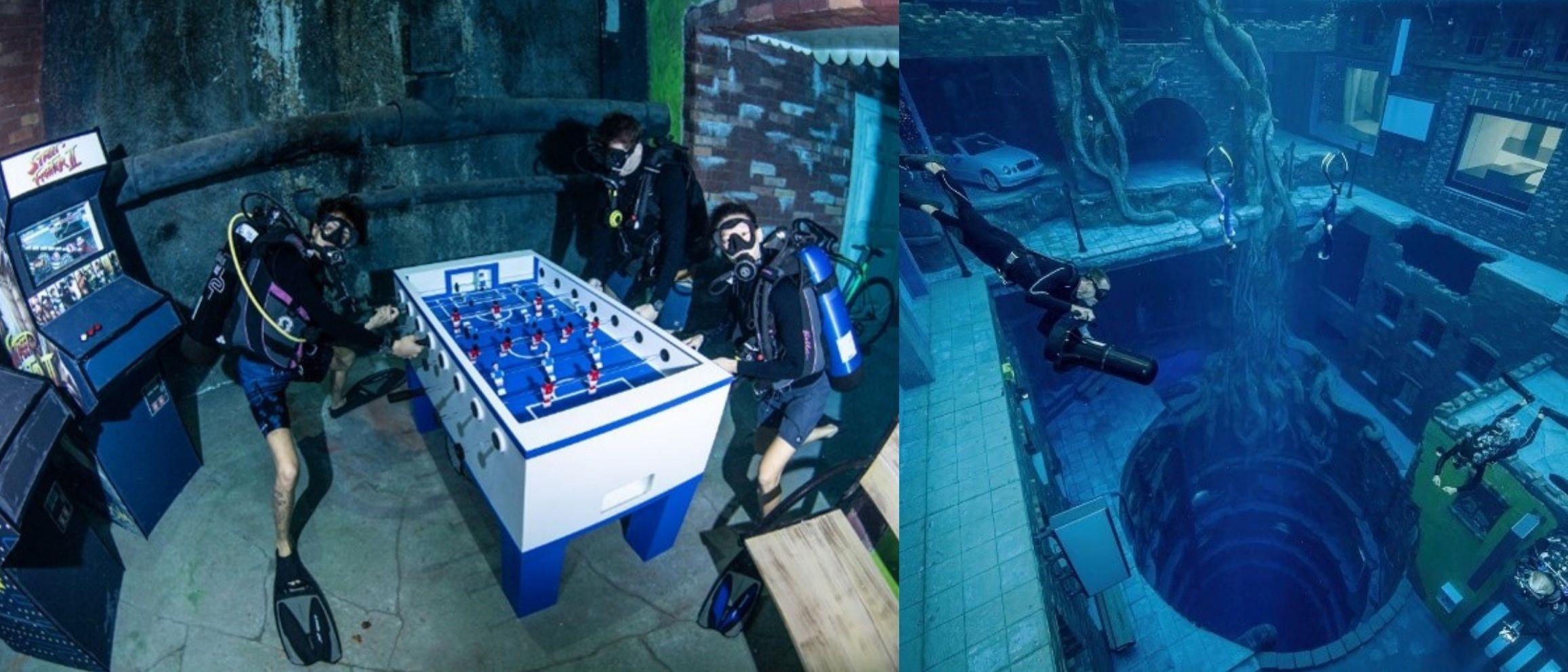 Post Pandemic Bucket-List: Deep Dive Dubai