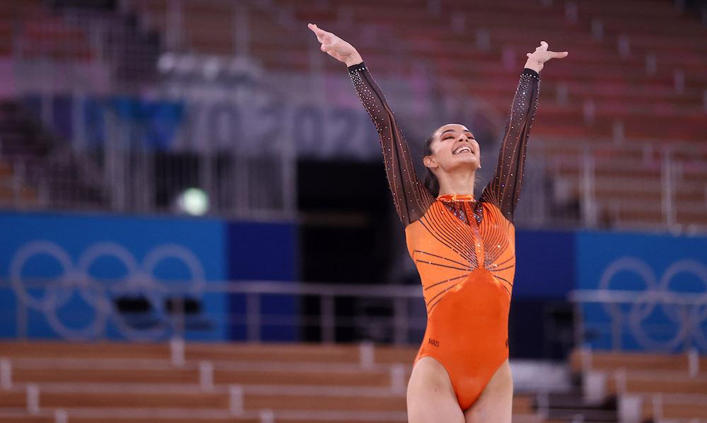 Malaysia's Gymnast Farah Ann Tokyo Olympics 2021 Outing