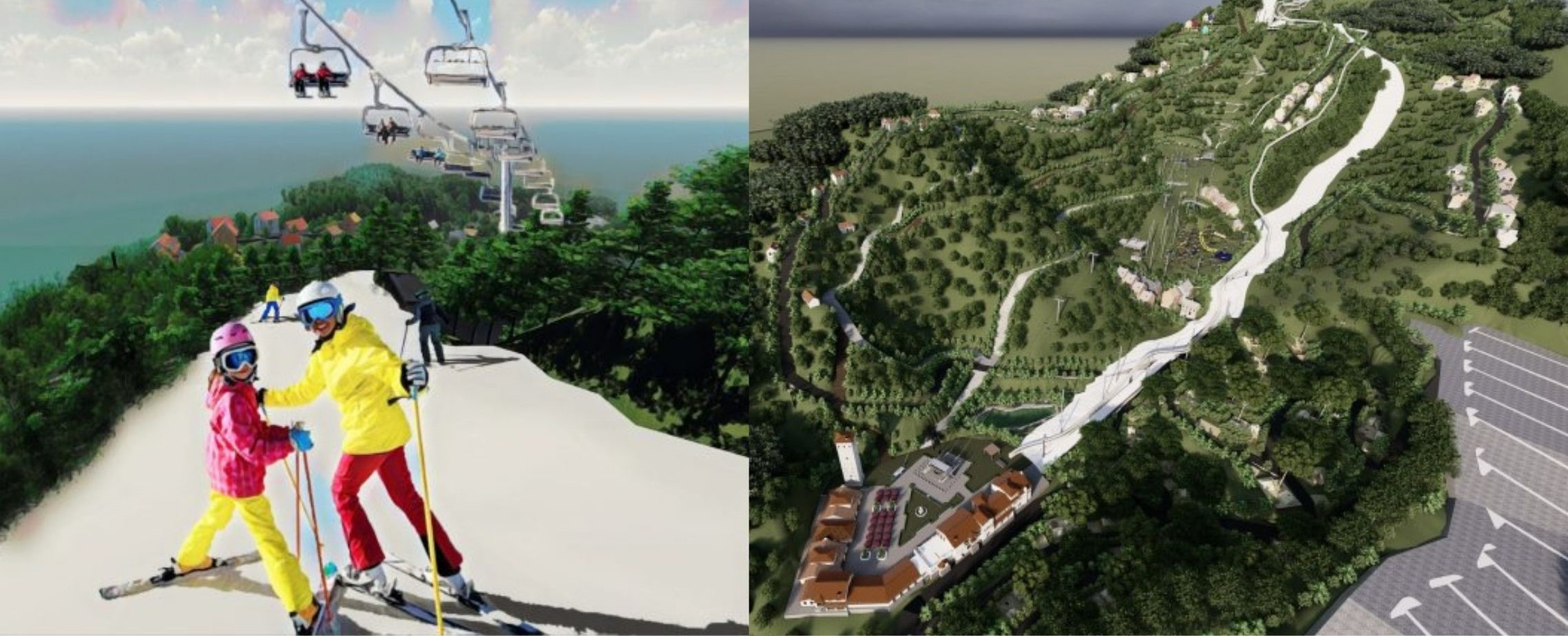 Cameron Highlands To Open First European-Themed ESCAPE Park in 2023!