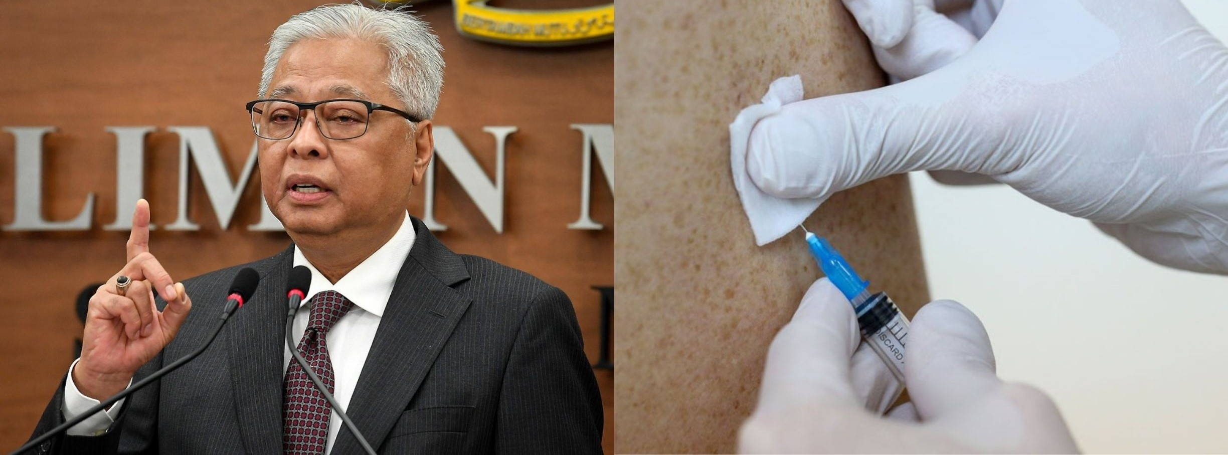 Malaysia To Give Booster Shots To Frontliners & The Elderly