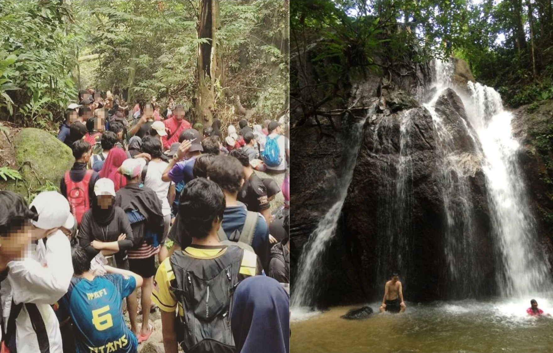 Selangor Forestry Department: Waterfalls & Rivers Strictly Off Limits