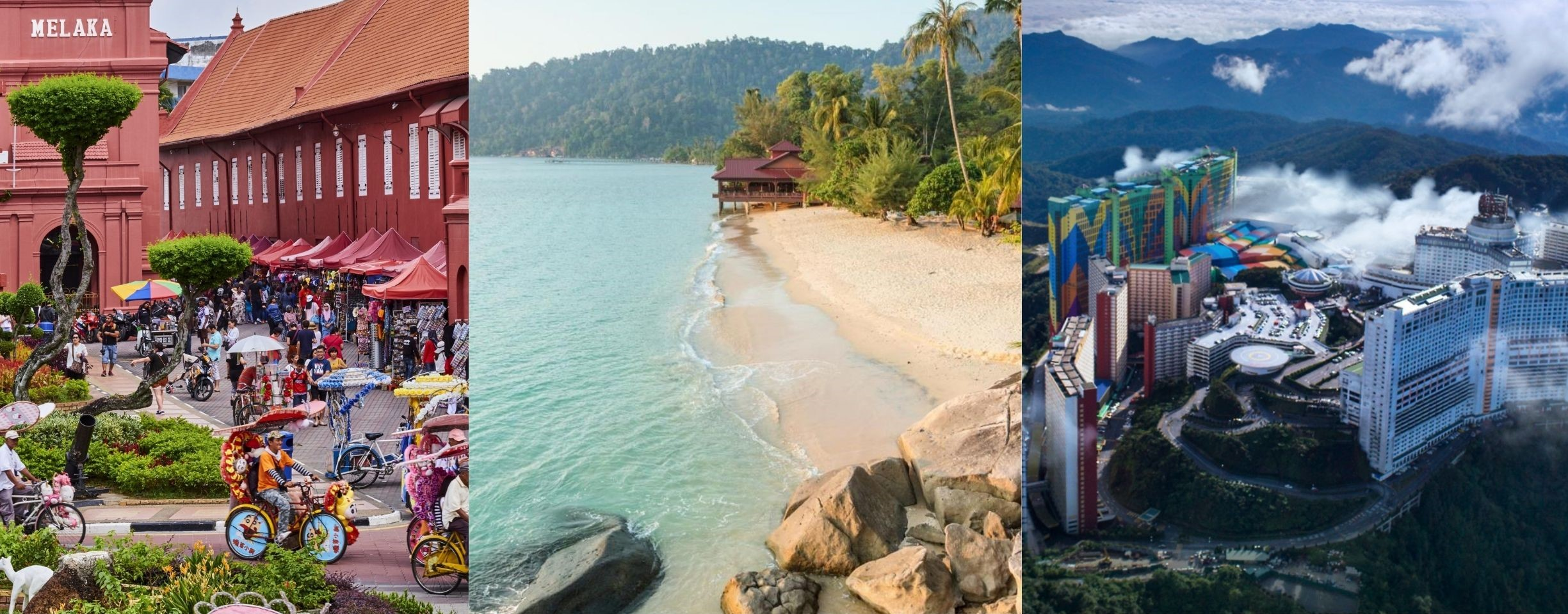 Genting, Melaka And Tioman Island To Reopen Under Travel Bubble On 1st October