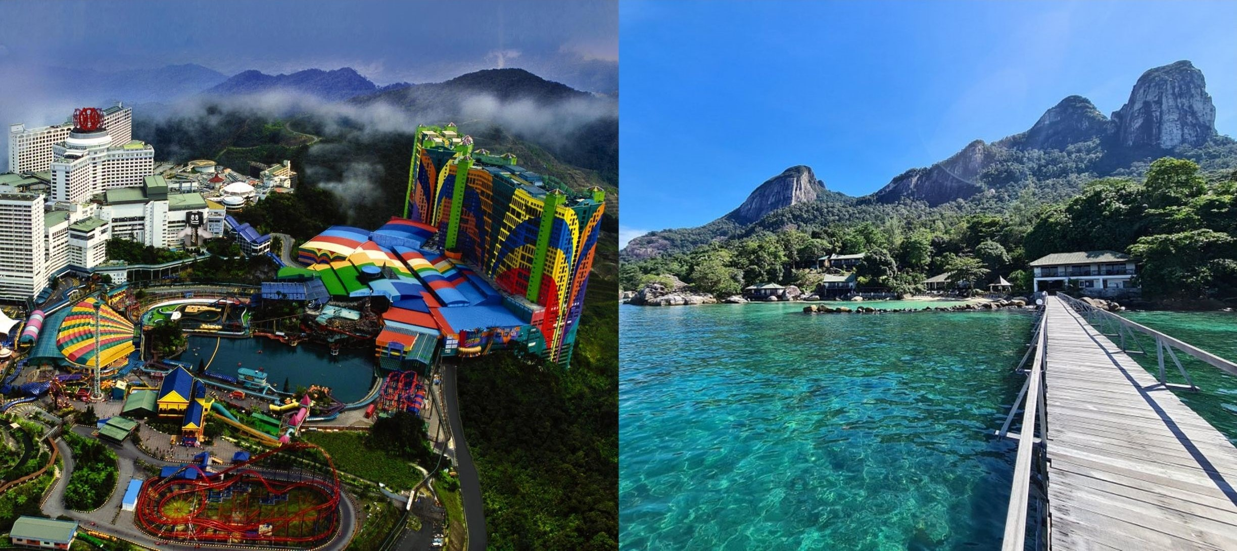 Genting And Tioman Island Travel Bubble Put On Hold Indefinitely