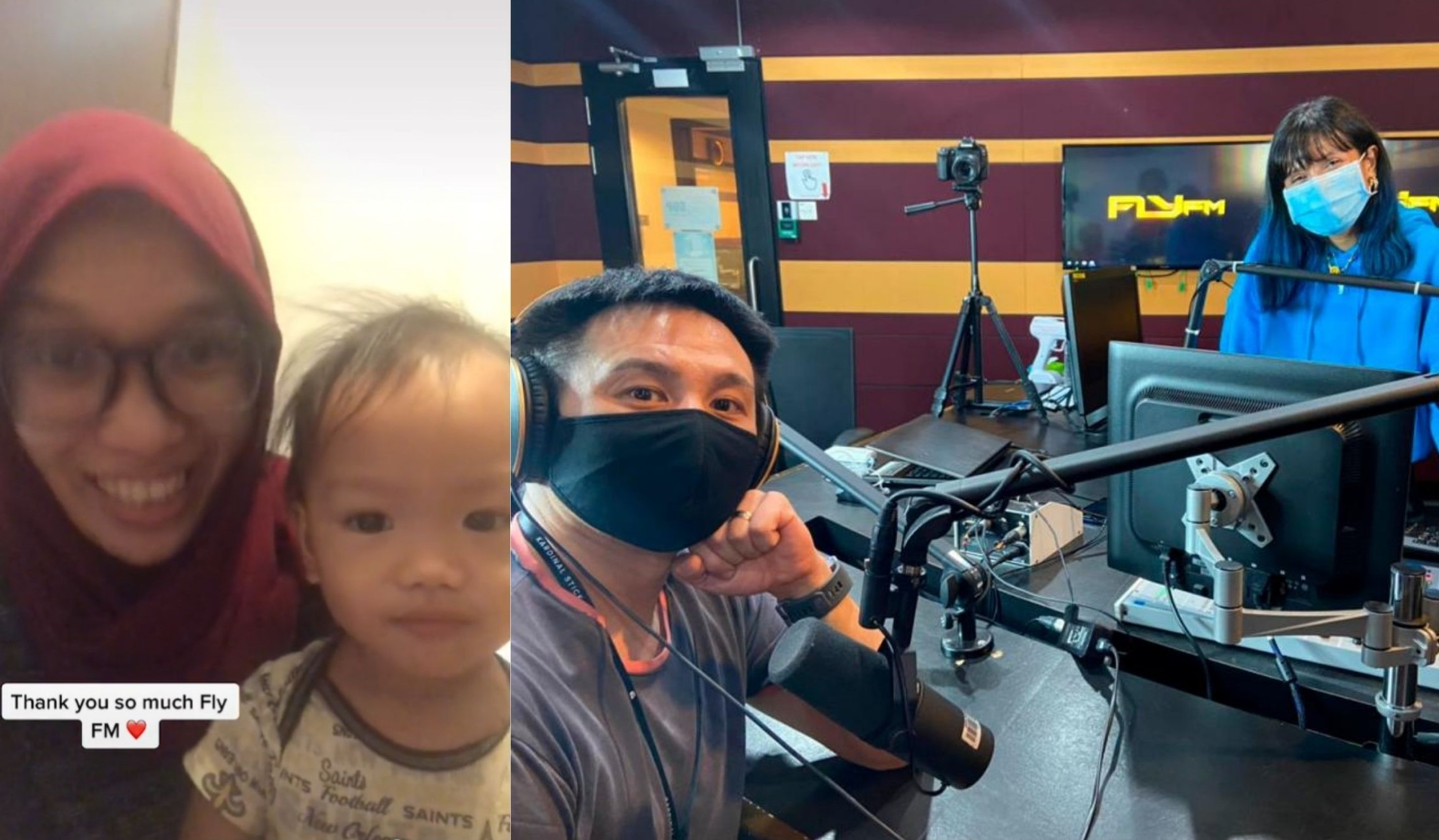 Fly FM Helps Reunite Family After Being Separated For 6 Years!