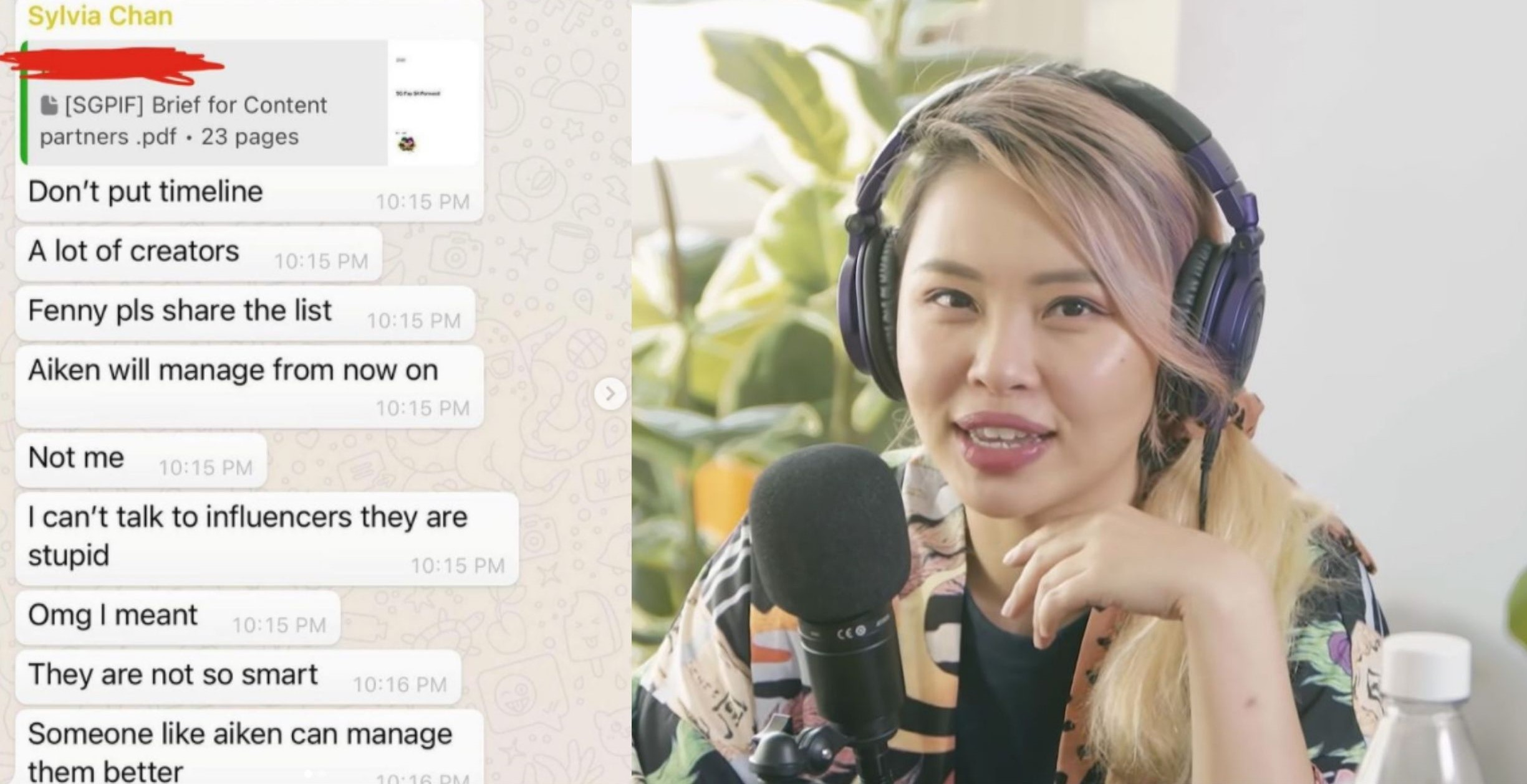 Night Owl Cinematic's Sylvia Chan Under Fire For Being Abusive Towards Employees