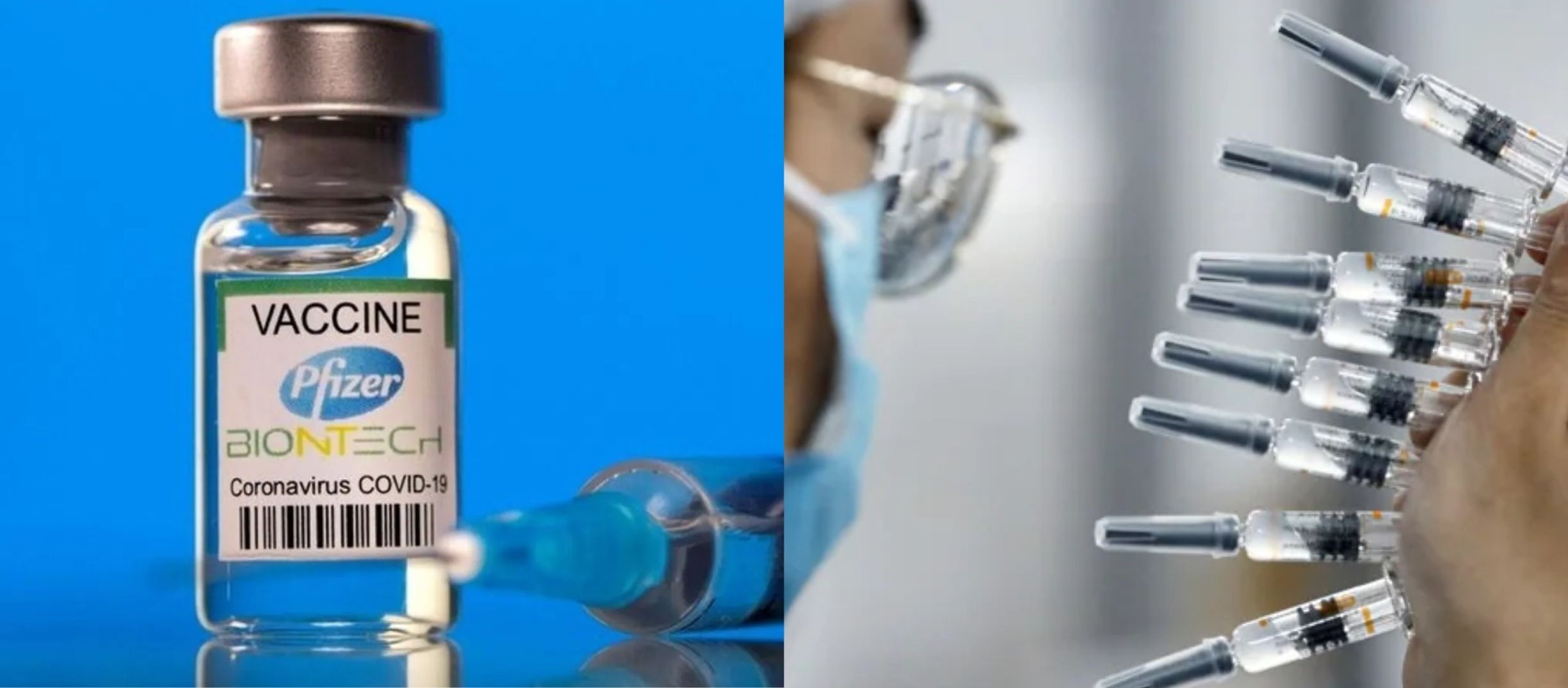 Covid-19: Pfizer Booster Shots To Be Given To Those Fully Vaccinated With Sinovac