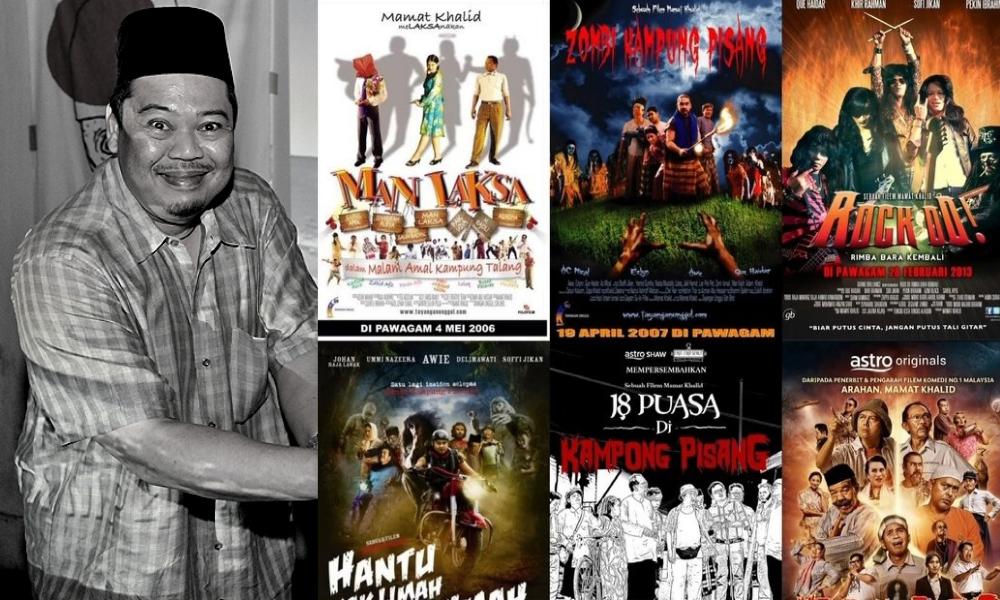 RIP Malaysian Scriptwriter And Film Director Mamat Khalid