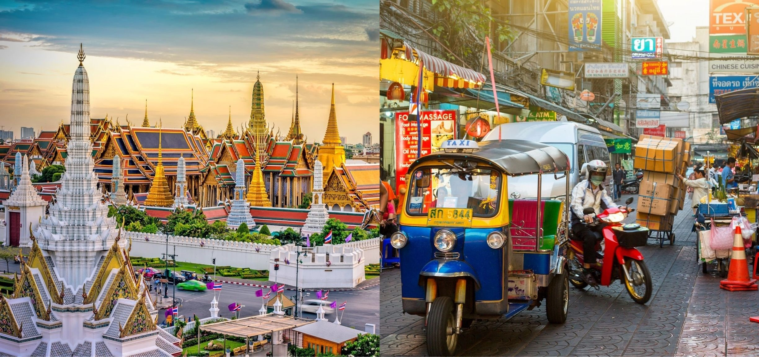 Thailand To Open Borders To Low-Risk Countries From 1 November 2021 Onwards!